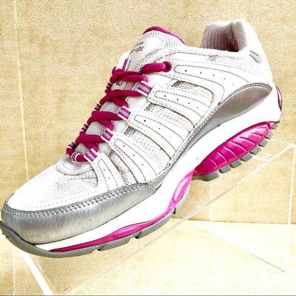 0c4882bf4e3f Sketchers Shape-Ups Kinetic Response SRT Sneakers.  M 5b2adaaa9fe4863cf76745b9